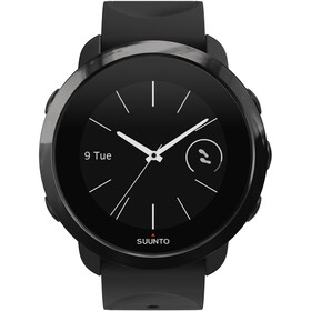 Suunto 3 Fitness Reloj, all black